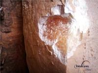 Detalle roca de Onix