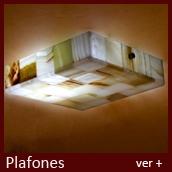 Plafones