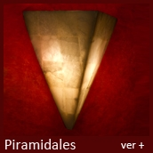 Apliques piramidal